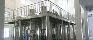 The development of carbon dioxide extraction in industrial applications