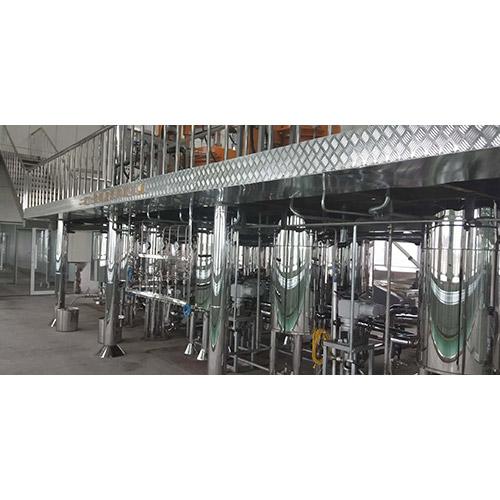 CO₂ extraction equipment