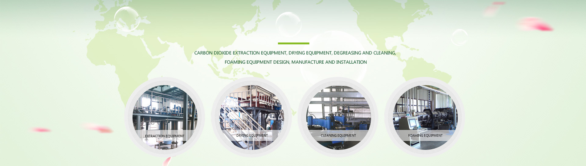 Shenyang solver supercritical extraction equipment co. LTD